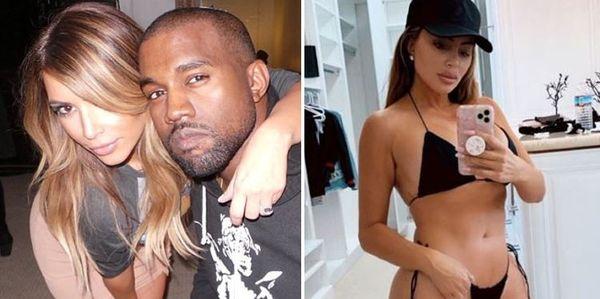 Kim Kardashian Reacts To Learning Kanye Can't Stop Calling Larsa Pippen At 4 AM