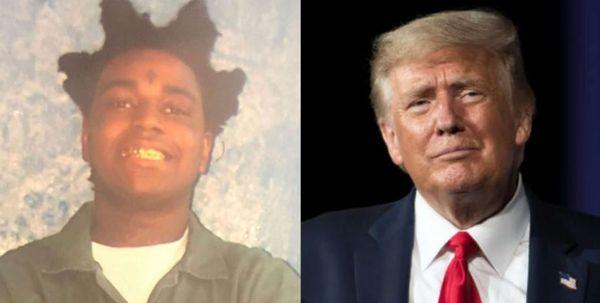 Kodak Black Co-Signs Donald Trump