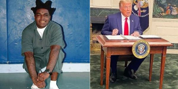 Kodak Black Is Trying To Bribe Donald Trump For a Pardon