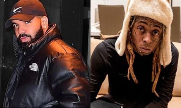 Lil Wayne Is Bringing Drake Out On 'No Ceilings 3'