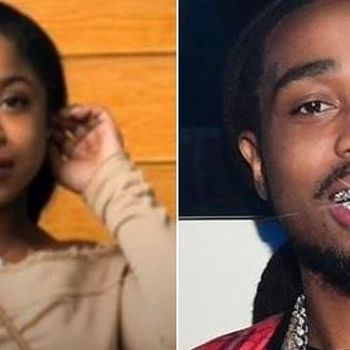Reginae Carter And Quavo Address Whether they Are Smashing