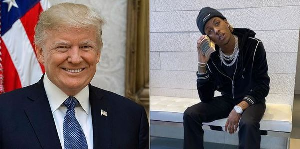 Rich The Kid Exposes Donald Trump Campaign Trying To Bribe Rappers For Support