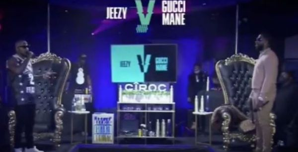 "Twitter Reacts To The ""Surprise"" Ending Of Gucci Mane Jeezy Verzuz"