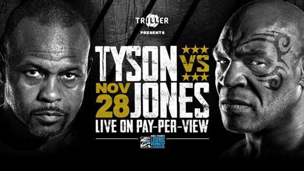 Watch Mike Tyson Eats Roy Jones Jr. Ear