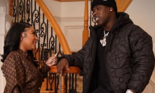 Casanova's Girlfriend Denies That Her Best Friend Snitched On The Rapper [VIDEO]
