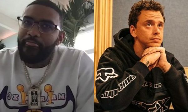 Joyner Lucas Explains Why He Was Jealous Of Logic